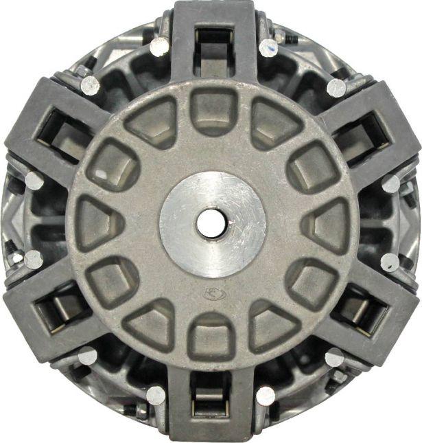 Utv Clutch Kits : Clutch cvt driver pulley utv odes cc multi