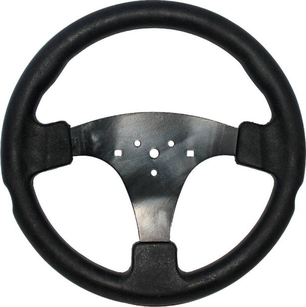 Steering Wheel - 50cc to 300cc