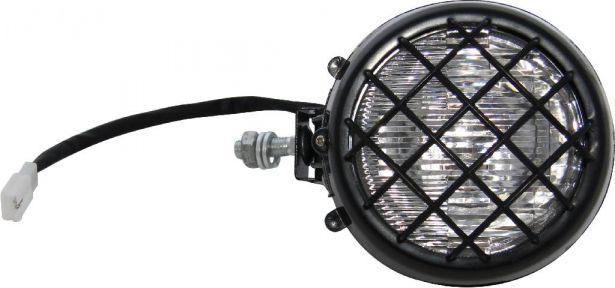 Front Light - 50cc to 300cc