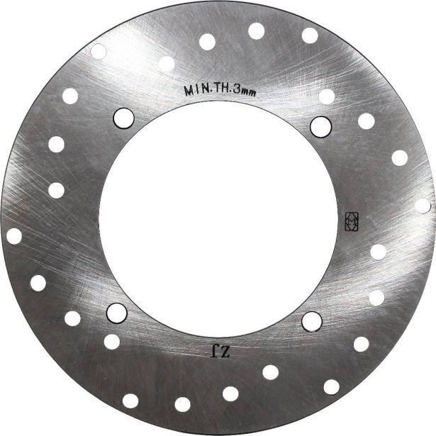 Brake Rotor - 4 Bolt 195mm 106mm Brake Disc