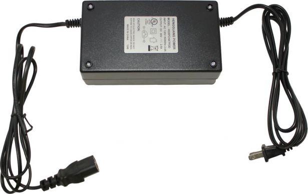 Charger - 60V, 2A, C13 Plug