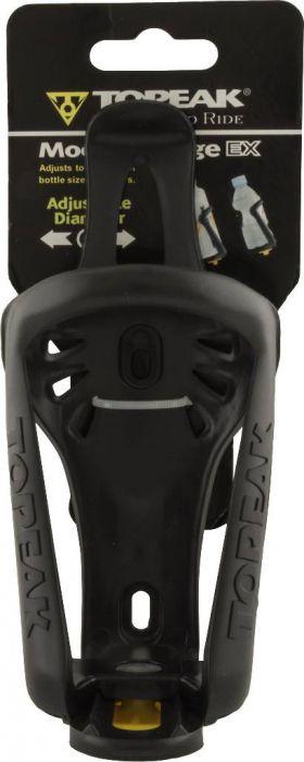 Cup Holder - Plastic, Adjustable, Black