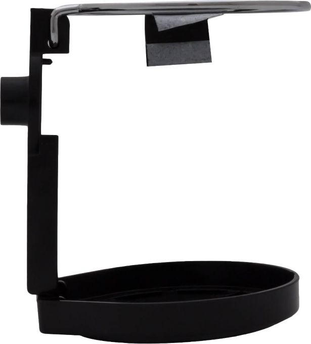 Cup Holder - Collapsible, Black