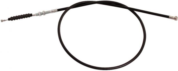Clutch Cable - M8, 124cm Total Length