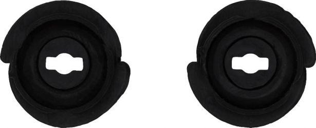 Pedal Arm Caps - Plastic, 2pc Set