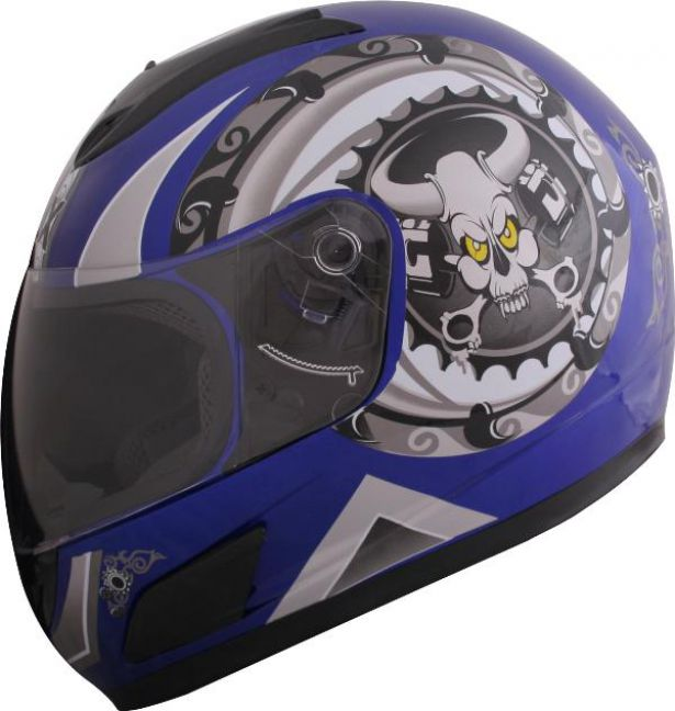 PHX Velocity 2 - Toro, Gloss Blue, XL