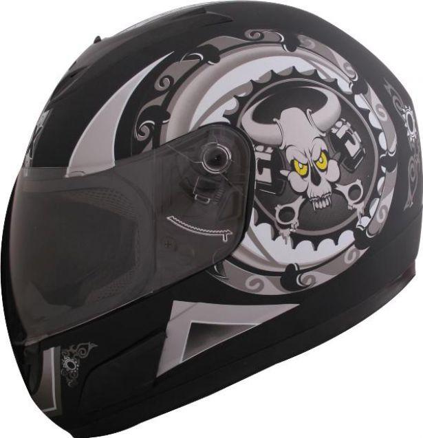 PHX Velocity 2 - Toro, Flat Black, XL