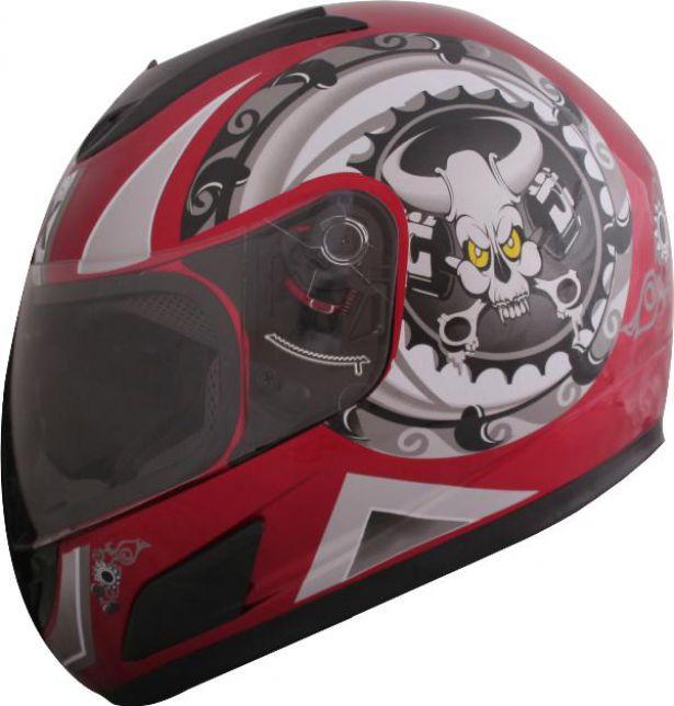 PHX Velocity 2 - Toro, Gloss Red, XS