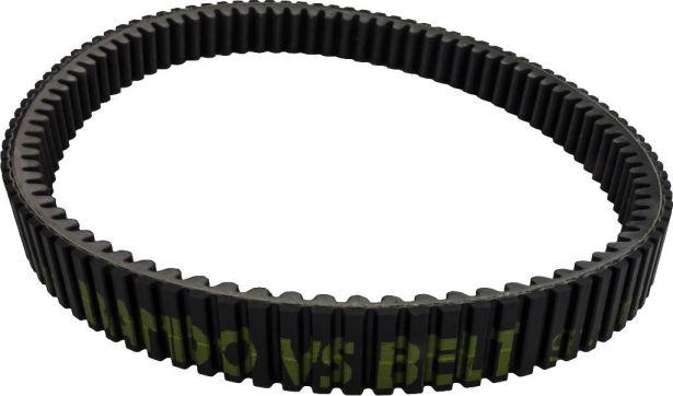 Drive Belt - V-Belt, Long Case, 911.5-31.5-28, ATV, Hisun, 500-700cc