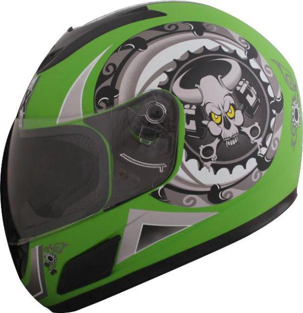 PHX Velocity 2 - Toro, Flat Green, XS
