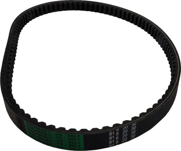 Drive Belt - Long Case, 918-20-30, GY6