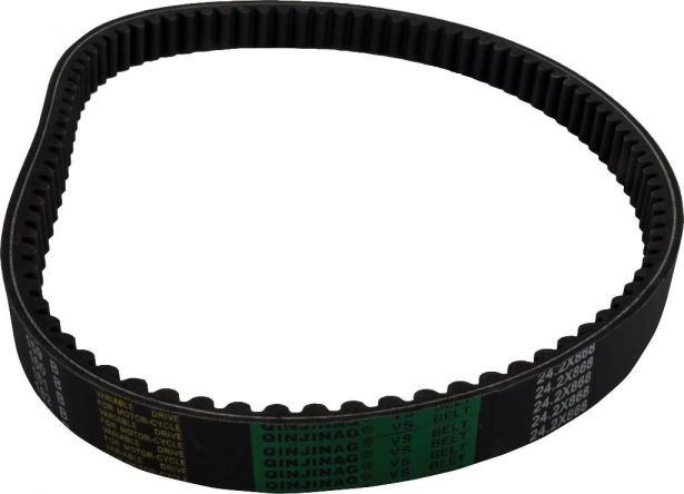 Drive Belt - Long Case, 868-24.2-30