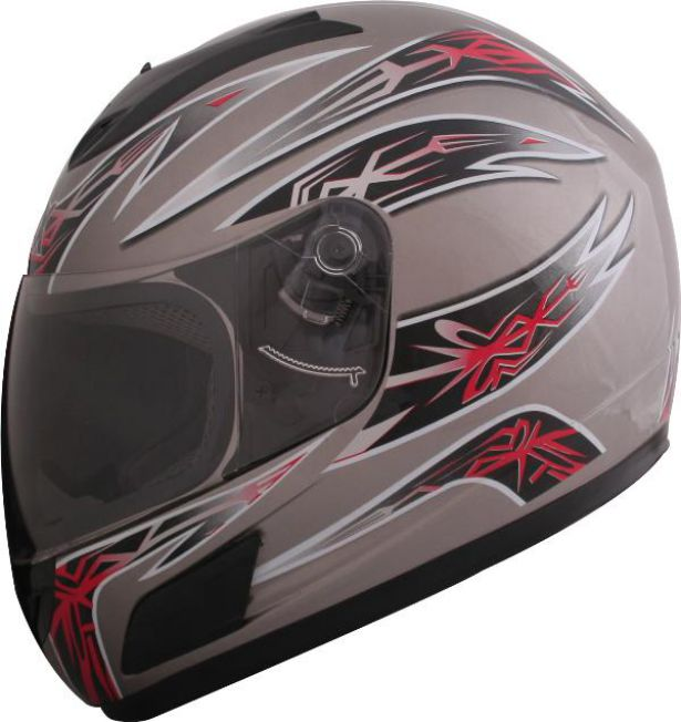 PHX Velocity 2 - Ares, Gloss Grey, XL