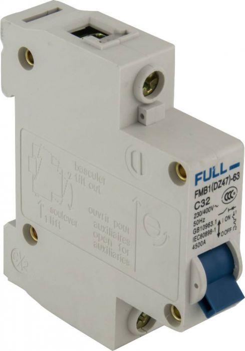 Circuit Breaker - 32A, FULL