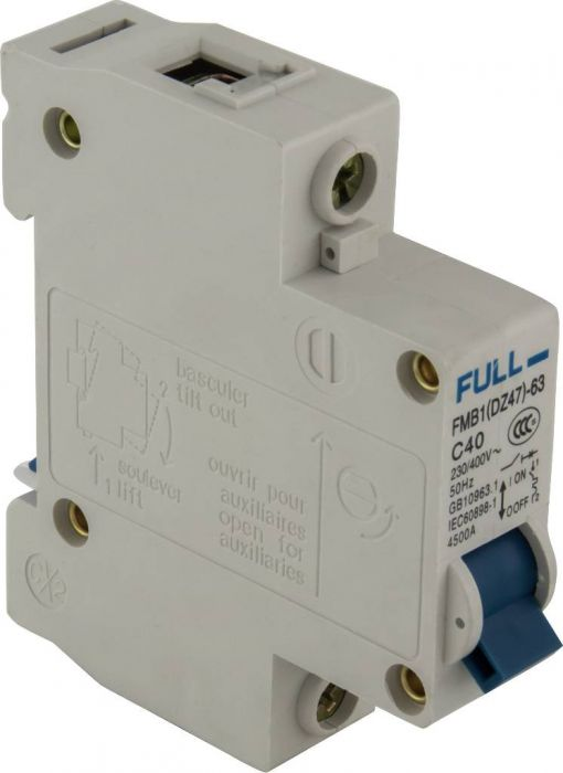 Circuit Breaker - 40A, FULL