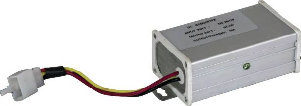 Converter Module - DC/DC, 36-72V Step Down to 12V, 10A