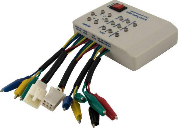 Motor Controller Tester - Ebike Testing Device
