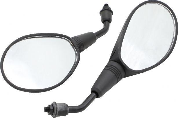 Mirror - 400cc, Odes 400cc, Liangzi LZ400-4