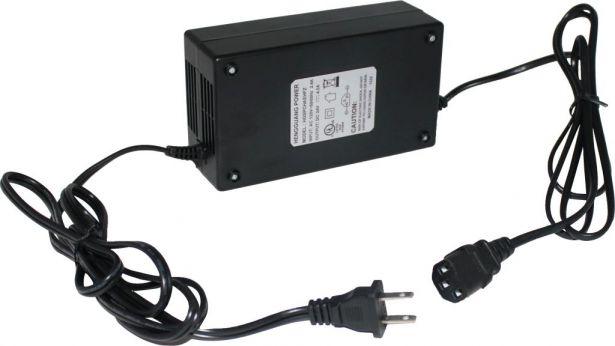 Charger - 24V, 2A, C13 Plug