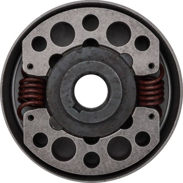 Clutch - Centrifugal with Clutch Bell, 12 Tooth