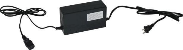 Charger - 36V, 4A, C13 Plug