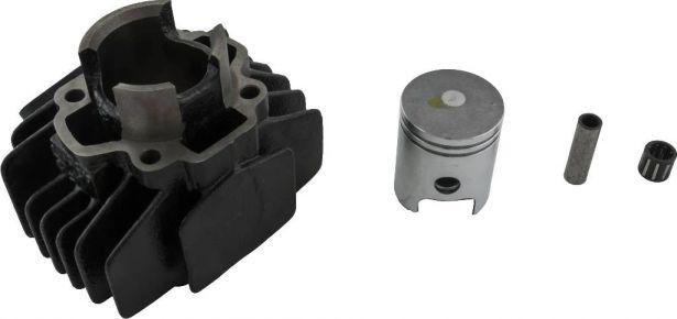 Cylinder Block Assembly - 50cc, Yamaha, PW50