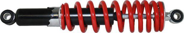 Shock - 340mm, 12mm Spring, Adjustable, Aluminum