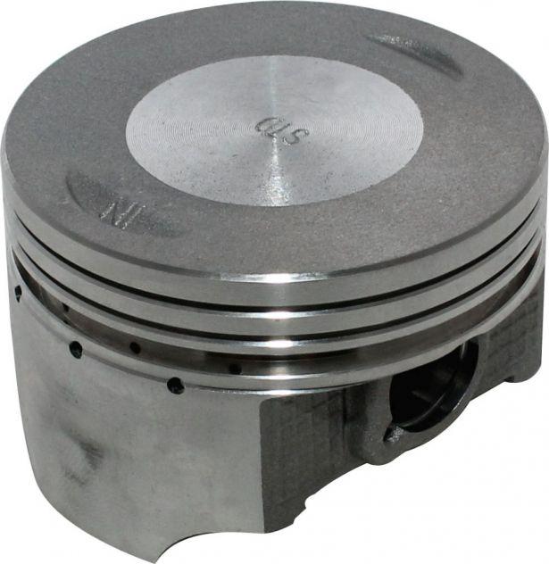 Piston and Ring Set - 200cc to 250cc, 65.5mm, 15mm (9pcs)