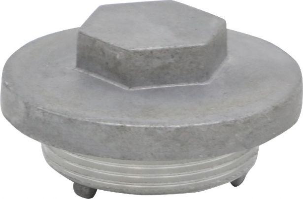 Oil Drain Plug -Cap, Screw, 250cc, ATV, Jianshe, Baja