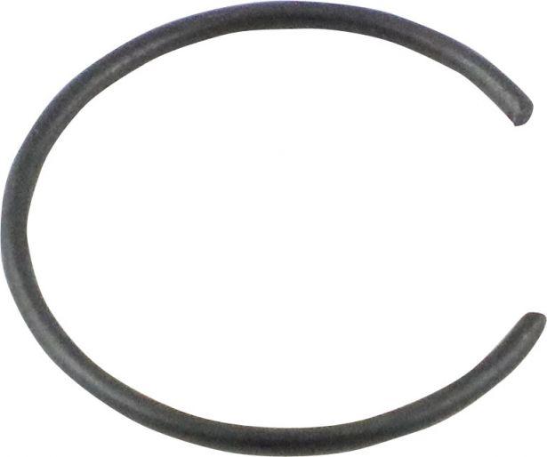 Circlip - Snap Ring, Wrist Pin, 250cc, Jianshe, Baja, ATV