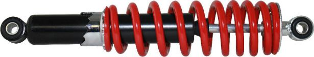 Shock - 310mm, 8mm Spring, Adjustable, Aluminum