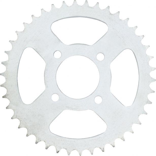 Gazechimp 17 Teeth 428 Chain//Pitch Front Sprocket Cog 20mm for//Trail//Dirt Bike