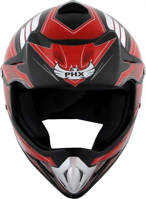 PHX Zone 3 - Tempest, Gloss Red, M
