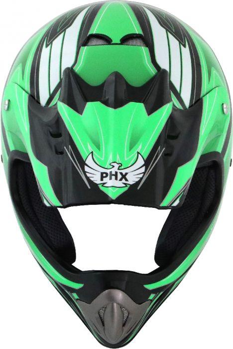 PHX Vortex - Tempest, Gloss Green, L