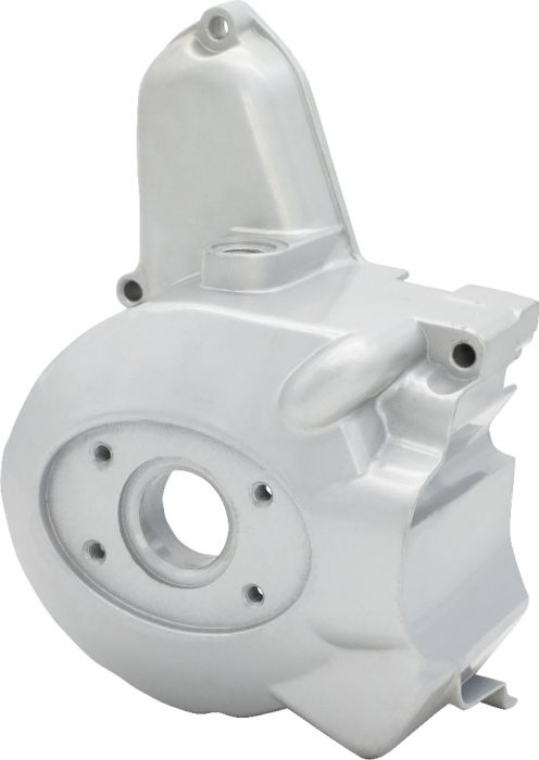 Engine Cover - 50cc to 125cc, Left Front
