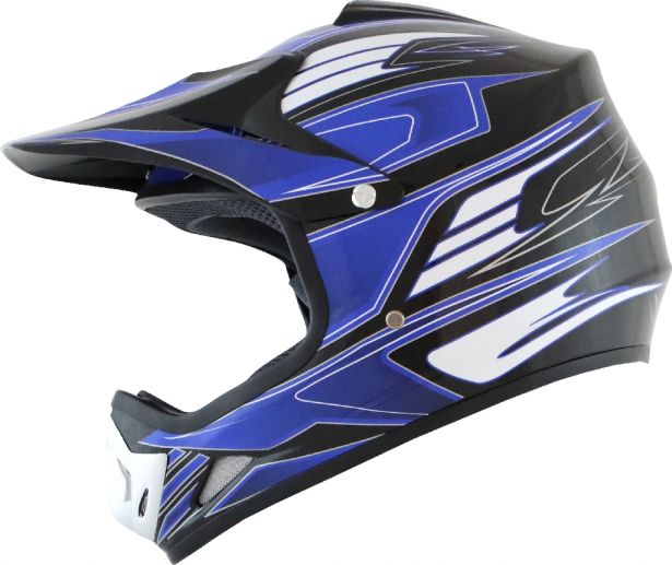 PHX Zone 3 - Tempest, Gloss Blue, L