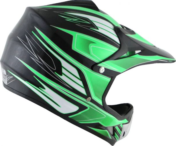 PHX Zone 3 - Tempest, Gloss Green, L