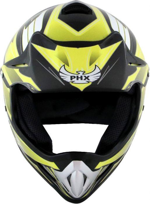 PHX Zone 3 - Tempest, Gloss Yellow, L