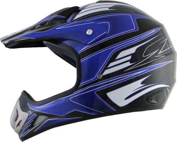 PHX Vortex - Tempest, Gloss Blue, L