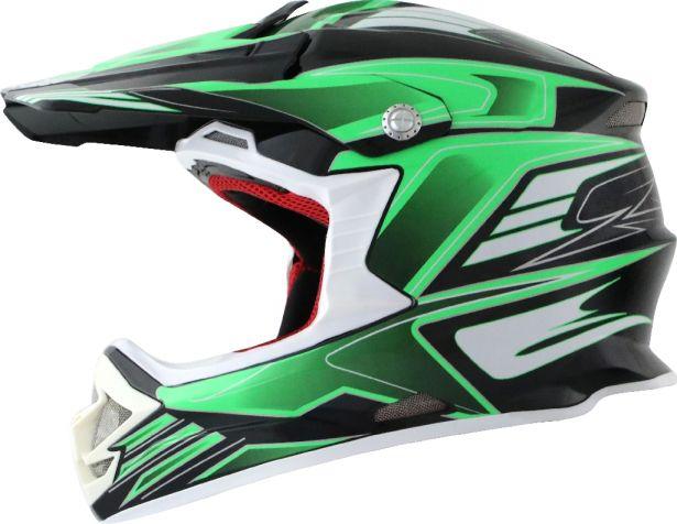 PHX Raptor - Tempest, Gloss Green, XL