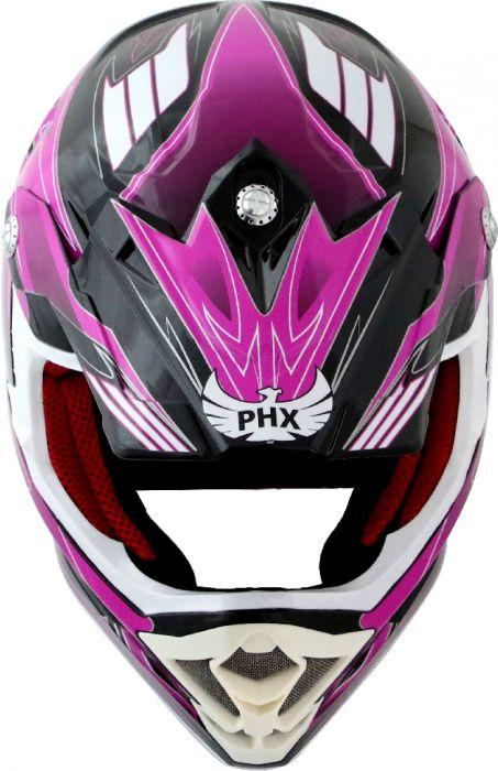 PHX Raptor - Tempest, Gloss Pink, M
