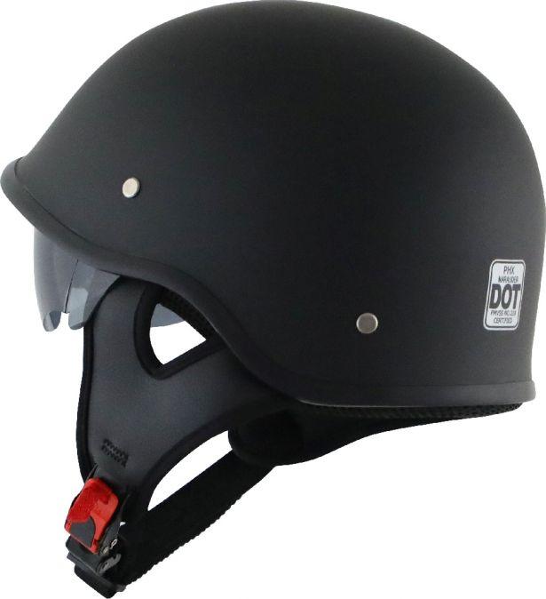 PHX Marauder - Pure, Flat Black, L