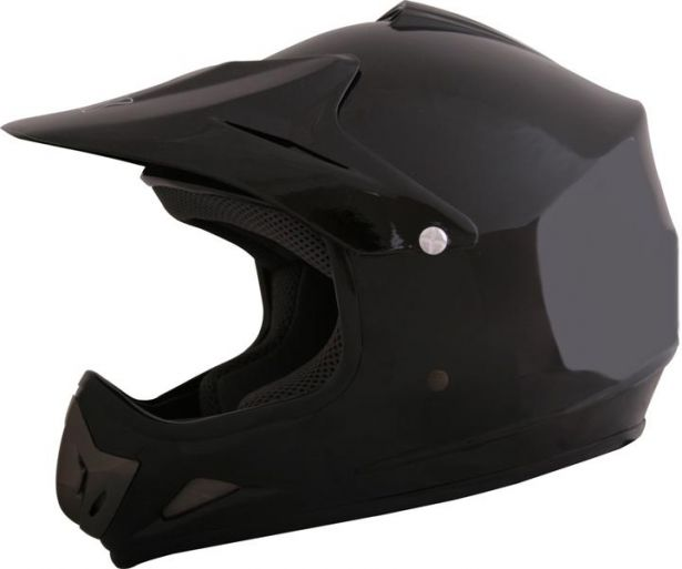 PHX Zone 3 - Pure, Gloss Black, XXS