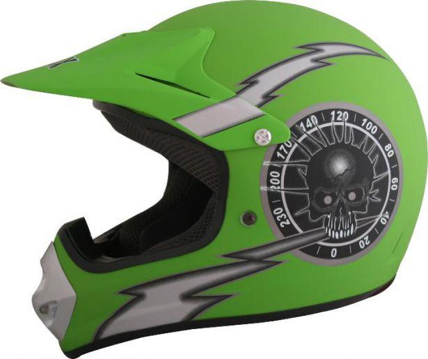 PHX Helium 2 - Overclock, Flat Green, XL