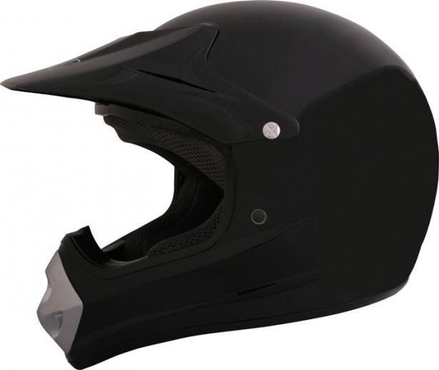 PHX Helium 2 - Pure, Gloss Black, L