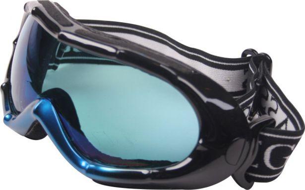 Goggles - Silver