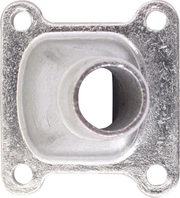 Intake - 15mm, 2 Stroke, Aluminum
