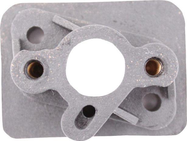 Intake -  15mm,  2 Stroke, Plastic