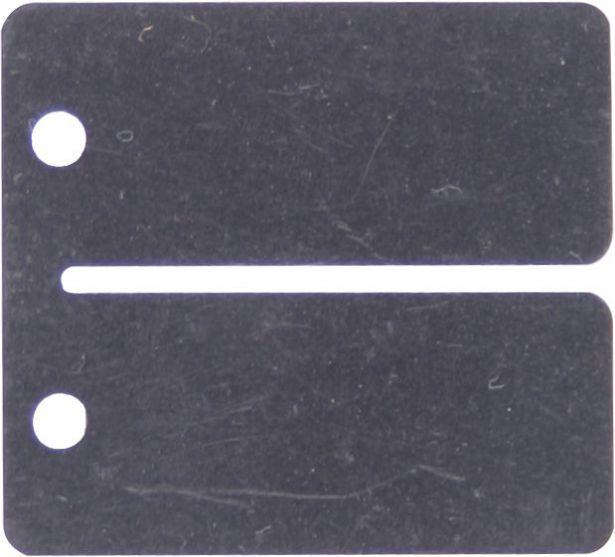 Reed Valve - Liquid Cooled, Carbon Fiber