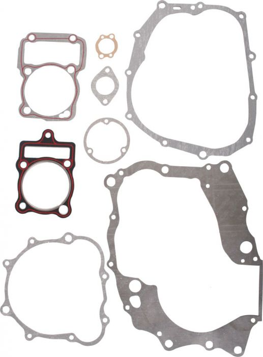 Gasket Set - 8pc, 200cc, CG200(196) Top and Bottom End